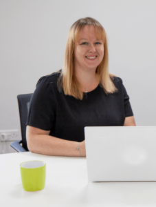 Claire Bartlett of Arden Bookkeeping