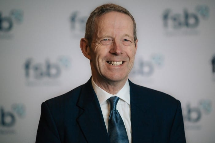 Mike Cherry, Chairman of the Federation of Small Businesses
