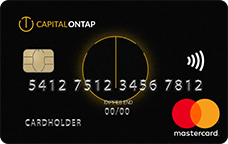 Capital On Tap Contactless Credit Card